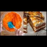 Здравословна торта с моркови- вдишайте аромата на ванилия и канела и оставете целия свят да чака