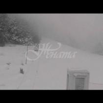 Половин метър сняг натрупа близо до Пловдив!