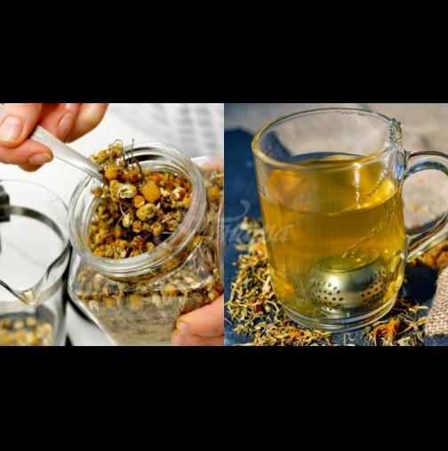 Имам ли от този чай у дома лекарства не ми трябват-  12 доказани болести, които лекува