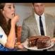 Най- обикновената и лесна шоколадова торта- не случайно и е любима на Кейт и Уилям