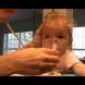 Противно, или естествено-Майка показа видео, на което показва какво вади от носа на бебето си