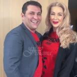 """Антония Петрова-Батинкова с шеметна фигура, сияеща от щастие с подарък за """"Свети Валентин"""" (СНИМКИ)"""