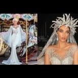 Колекция за кралици: най-приказно красивите сватбени рокли, в които очите ви ще останат (Снимки)