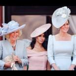 Удар под кръста: Как камила отне титлите на Меган и Кейт и коя е истинската британска принцеса?