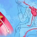 Сигурно почистване на артериите и предотвратяване на инфаркт по естествен начин