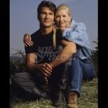 Помните ли Патрик Суейзи? Той обикна своята Лиза на 14 и обожаваше само нея до края