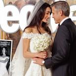 Ето какво си е казал Джордж Клуни, когато за пръв път видял Амал