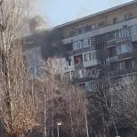 Огън и дим в центъра на София: два блока се запалиха, има и пострадали (снимки)