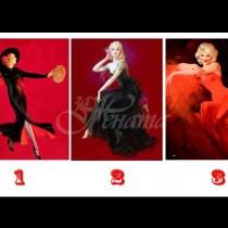 Женският образ, който ви подхожда най-много-1-кралицата на сърцата, самото съвършенство, 2-огън-жена
