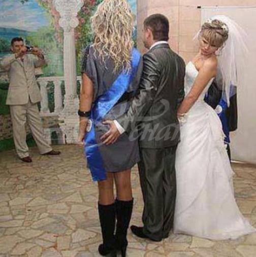Най-краткия брак! Развод 3 минути след сватбата