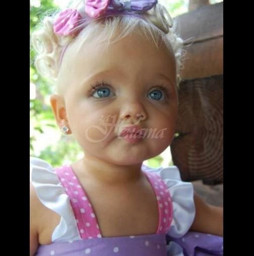 Помните ли момиченцето-кукла, което родителите искаха да направят модел на 2 години? Ето как изглежда днес: