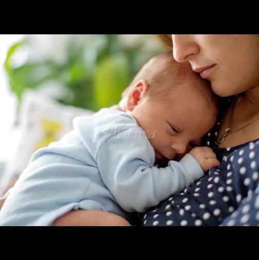 Седмици след раждането, млада майка сравнява ултразвукова снимка и разбира истината, която е пропуснала