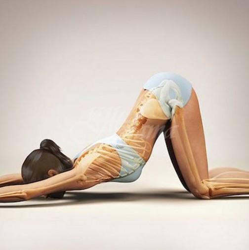 Най-простият метод за подмладяване: Тези упражнения връщат грацията и симетрията на женското тяло
