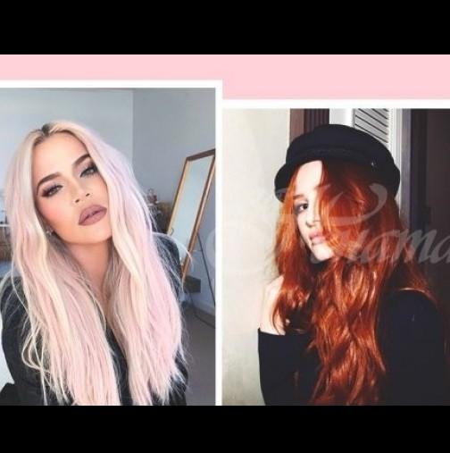 Хит тенденциите за 2019 година - стилно каре и асиметрия за всяка дължина на косата (СНИМКИ)
