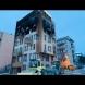 Пожар изпепели сграда във Варна, пламъците взеха жертва (ВИДЕО)