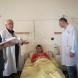 Докторът, който спаси сърце, срязано от циркуляр