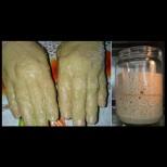 Най- доброто лекарство за старчески петна и лунички е в хладилника ви