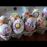 3 салфетки, яйца и нишесте - всичко, което ви трябва, за да направите истинско чудо за Великден