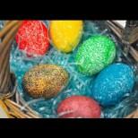 Нежна красота за броени минути: Как да боядисаме великденските яйца с ориз