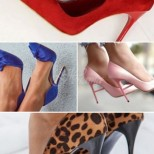 Модерни обувки с висок ток 2019