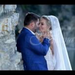 Антония Петрова се венча на тайна церемония за втори път. Вижте приказната рокля (Снимки):