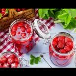 Хитът на пролетта: Ягодово сладко без варене - всички витамини остават в буркана
