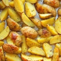 Само добавям 1 съставка и печените картофки стават мозък, не сте яли такива, топят се в устата без да ги дъвчете