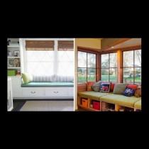 25 гениални идеи как да преобразим перваза на прозореца (снимки)