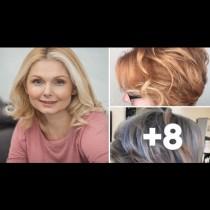 Най- добрите прически за жени над 40 години с моментален подмладяващ ефект (снимки)