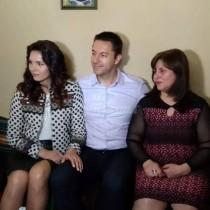 Красива българка от Карлово и Славен вдигнаха сватба с каракачански обичай