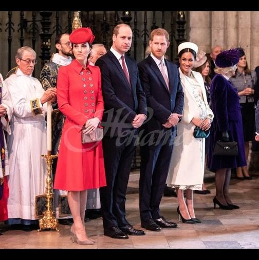 Меган Маркъл донесе революция в кралското семейство