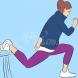 5 упражнения за тънки крака в домашни условия