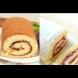 2 светкавични рецепти за лесно руло - докато хапвате основното, десертът е готов: