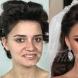 20 булки, които ни показаха разликата преди и след намесата на професионален гримьор (снимки)
