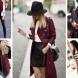 Модерния цвят на дрехите 2019