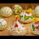 Първите нови идеи за тазгодишните великденски яйца-Свежи и лесни за изпълнение
