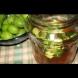 Млади зелени орехчета с мед-Всака година започнах  да си ги правя и забравих какво е болка