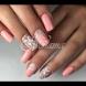 Женствени маникюри в нежно розово - над 40 варианта