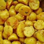 Бърза вечеря в плик- картофките стават божествени приготвени по този начин