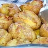Сега обичам картофите още повече. Невъзможно вкусни са приготвени така по португалски