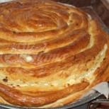 Как се прави надиплен тутманик в хлебопекарна