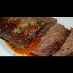 Тайната на крехкото телешкото е разкрита- естествено добрата марина чудеса прави с това месо