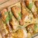Сочни пилешки бутчета с гъби