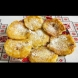 Ябълкови бухтички с кисело мляко за 5 минути