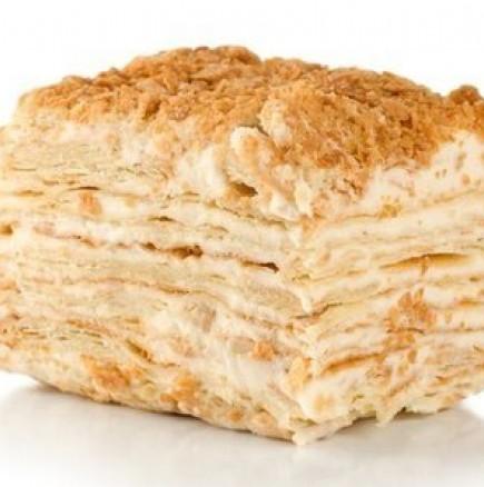 """Истинската история за произхода на Торта """"Наполеон"""" и рецепти за нея"""