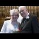 Двойка се жени 75 години след първата целувка!