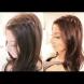 Как да си направим: красива френска плитка-водопад (Видео)