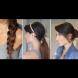 Три много лесни прически за дълга коса