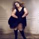 Как 150-килограмова жена стана модел