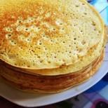 Малко вряла вода в тестото: тайната на супер-палачинките. Тънки като вестник, нежни като коприна: